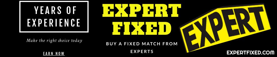 Expert Fixed Matches